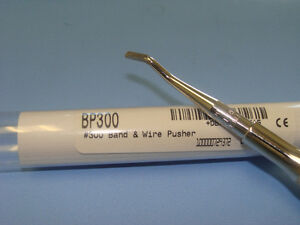 Dental Orthodontic Band And Wire Pusher Bp300 Hu Friedy