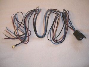 New Repair Harness 1967 1968 1969 Camaro Stereo Fm Radio 67 68 69 Delco 8 Track