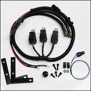 Pcm Of Nc 2003 2007 Full Size Truck Three Relay Dual Electric Fan Kit