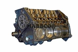 Remanufactured Chrysler Dodge 5 9 360 Short Block 1993 2001 Magnum