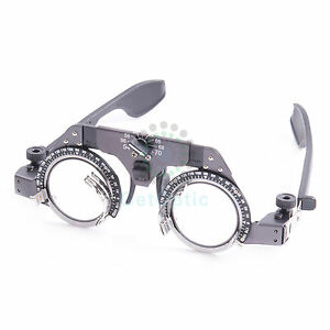 Professional Optic Optical Trial Lens Frame Eye Optometry Optician High Quality