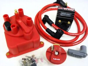 99 00 Honda Civic Si External Coil Distributor Cap Conversion Kit Msd Blaster