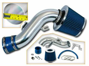 Blue Ram Air Intake Kit For 03 08 Toyota Matrix Xr Xrs 1 8 L4