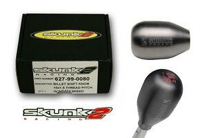 Skunk2 Shift Knob 5 Speed 10x1 5 Civic Prelude Integra