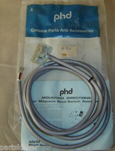 Phd An 10 6 Magnetic Reed Switch Assembly An106 New