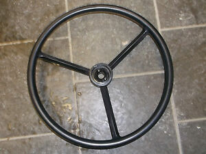 John Deere 520 530 620 630 720 730 Steering Wheel New Shinny