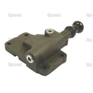 Hydraulic Selector Valve Replaces C5nnd960 E0nnd960aa Flow Control Fordson Ford