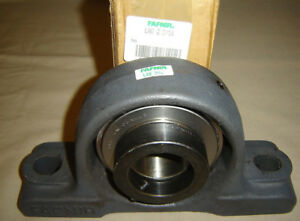 Fafnir Lao 2 3 16 Pillow Block Bearing Shaft 2 3 16 Flange New