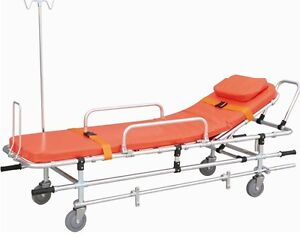 Medical Ambulance Stretcher Belt Aluminum Equipment Emergency 191 mayday