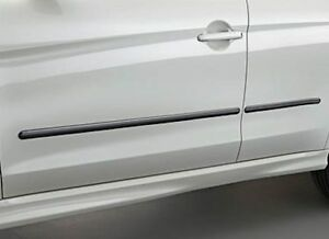 2011 2013 Mitsubishi Outlander Sport Body Side Mouldings Oem