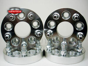 4 Wheel Adapters 5x100 To 5x100 1 25 Spacers 5 Lug