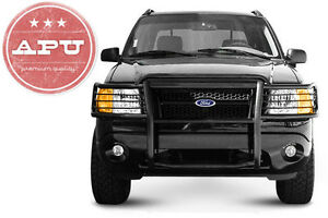 Apu Fits 2002 2005 Ford Explorer Grille Brush Guard Push Bar Bumper Protect Ligh