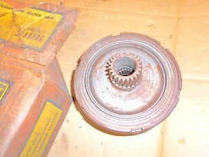 1959 1960 1961 1962 Chevrolet Corvette Power Glide Transmission Clutch Assemby