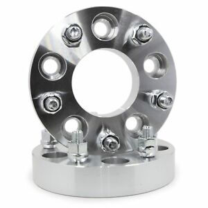2 Wheel Adapters 5x5 To 5x5 1 25 5x127 To 5x127 Spacers 5 Lug