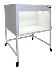 Horizontal Laminar Flow Hood Class 100 Laminar Flow Bench Air Flow 4 Ft