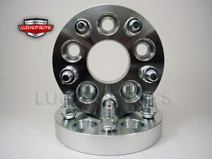 2 Wheel Adapters 5x100 To 5x100 1 25 Spacers 5 Lug