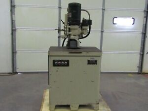 Standard Master Kindt collins Model Op 2 Hp Vertical Oscillating Spindle Grinder