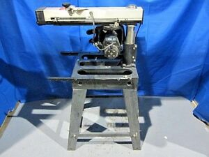 Dewalt Auto Brake Radial Arm Saw 7749 Used