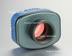 5 1 Mp Microscope Digital Color Cooled Ccd Video Camera 4 Low Light Applications