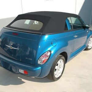 Pt Cruiser Convertible Top With Defroster heated Glass Window 2004 2008 New