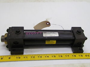 Parker 40 Ccphmibl29mc 150 0 D 1100 Hydraulic Cylinder 40 Mm Bore 150 Mm Stroke