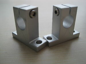 2 Pcs 40 Mm Sk40 Router Shalft Support Bearing Xyz Cnc Sk Series