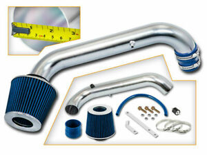 96 00 Honda Civic Cx Dx Lx L4 Ej Ek Em Air Intake Kit blue Filter