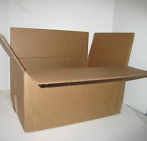 22x22x6 Corrugated Packing Shipping Moving Cardboard Boxes Mailing Cartons 20