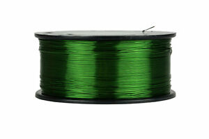 Temco Magnet Wire 25 Awg Gauge Enameled Copper 155c 1 5lb 1492ft Coil Green