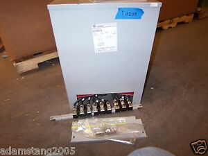 New Ge Mcc Bucket 25kva Transformer 8000 1 Single Phase 9t21b9110 480 240 120v