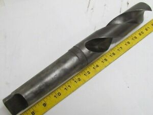 1 15 16 Morse Taper No 5 Mt Shank Drill Bit 15 3 4 Oal 503