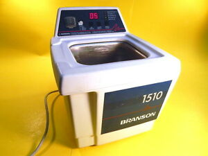 1510r dth Bransonic Ultrasonic Cleaner