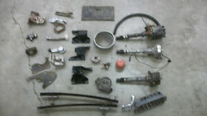 Lot Of Misc Chevy Parts