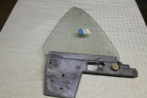 1969 Ford Galaxie 500 Monteray Marquis Meteor Formal Roof Left Qtr Glass Clear