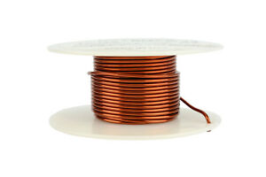 Temco Magnet Wire 16 Awg Gauge Enameled Copper 2oz 15ft 200c Coil Winding