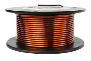 Temco Magnet Wire 12 Awg Gauge Enameled Copper 4oz 12 5ft 200c Coil Winding