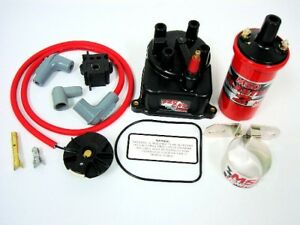 Honda Civic Del Sol D16y8 D16z6 Engine Msd External Coil Distributor Cap Kit