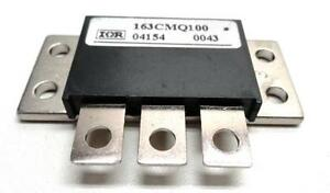 1 Used international Rectifier 163cmq100 160a 100v Schottky Diode