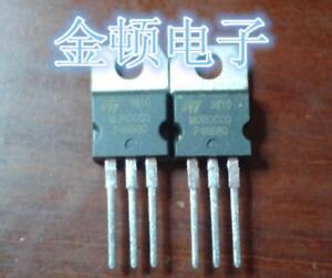 50 Pcs Stp4nb80 P4nb80 N Channel 800v 3ohm 4a Mosfet To 220 New