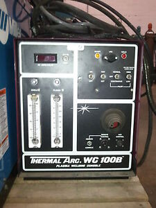 Thermal Arc Wc 100b Plasma Welding Console With Pdf Manual