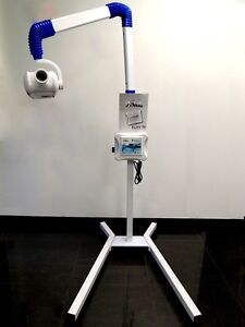 Dental Intraoral X Ray Floor Unit Mobile 110v 70 Kpv Elity 70 Fda Approved