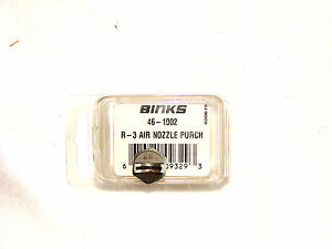 Binks R 3 Air Nozzle New Oem 46 1002