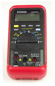 Tekpower Tp4000zc Auto Range Ac Dc Digital Pc Interface Multimeter