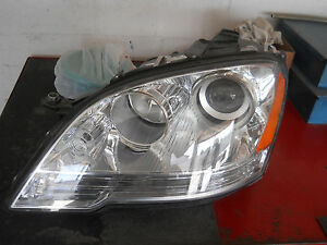 2008 2011 Mercedes benz Ml350 Lt Headlight Halogen