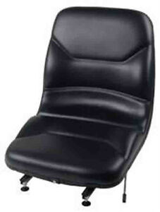Wise Replacement Vinyl Forklift Seat yale Cat Mitsubishi Clark 17 25 x18 x21