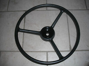 New Ih Farmall Steering Wheel 385156r1 806 1206 1456 1466 1486 1066 Thru 1586