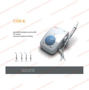 Dental Woodpecker Ultrasonic Piezo Scaler Uds k