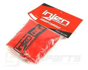 Injen Air Intake Filter Hydroshield Red Pre Filter Cover X 1038