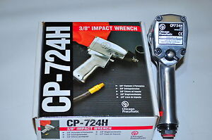 Chicago Pneumatic Cp 724h 3 8 dr Air Impact Wrench Made In Japan 200 Ftlb Ce Prf