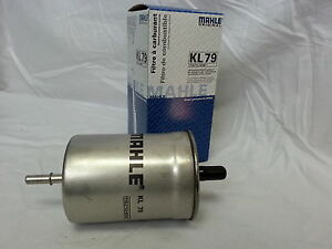 Vw Audi Mahle Fuel Gas Filter Kl79